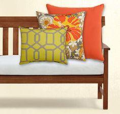 Mix & Match Outdoor Pillows   Cost Plus World Market