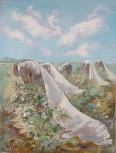 to love many things : Photo African American Art, American Artists, African Art, George Grosz, Cotton Fields, Art Students League, Watercolor Paintings, Barn Paintings, Acrylic Paintings