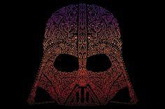 Darth Neon Vader