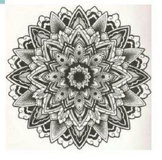 Mandala Designs, themagnanimous: sunday sunday sunday :)