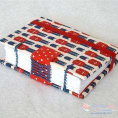 Mini Caderno de Bolsa com 240 páginas