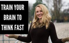 How to train your Brain to think fast in English? Use these learning hacks to train your brain to think fast when speaking in English Online English Speaking Course, English Speaking Skills, Learn English Grammar, English Writing Skills, English Language Learning, Learn English Words, English Lessons, English Vocabulary, Teaching English