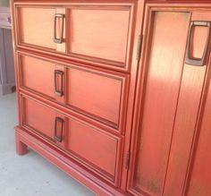 Elegant #Dresser Redo #TV Cadenza