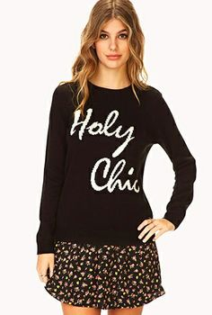 Holy Chic sweater