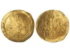 Byzantine Empire  Hyperpyron. JUAN II (1118-1143 d.C.). CONSTANTINOPLA