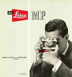 Vintage Leica ad