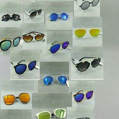 SUNGLASSES SALE!! BUY ANY 2 GET 1 FREE. SUNGLASSES SALE .. BUY ANY 2 SUNGLASSES AT REGULAR PRICE AND GET A 3RD PAIR FOR FREE ..   Just comments  the 3 sunglasses  that you want and I will create  a bundle for you .. Accessories Sunglasses