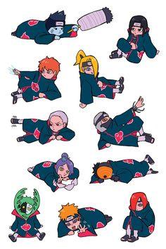 Anime Naruto, Naruto Shippuden Sasuke, Anime Chibi, Naruto Und Sasuke, Wallpaper Naruto Shippuden, Naruto Cute, Naruto Wallpaper, Itachi Uchiha, Gaara
