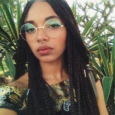 amandla stenberg box braids - Google Search