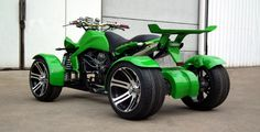 Tricycle Bike, Motorcycle Camping, Concept Motorcycles, Custom Motorcycles, Quads For Sale, Bullet Bike Royal Enfield, Custom Trikes, Harley Davidson V Rod, Quad Bike