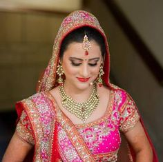 How to Choose #Bridal #Jewellery that Flatters Your Face & Skin #Desi #IndianWedding