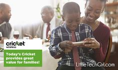 @CricketNation Family Plans to Keep Your Family Connected #STSA #ad