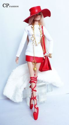 CP ITALIAN STYLE handmade outfit for FASHION ROYALTY FR2