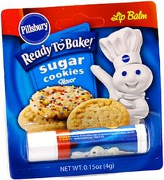 Pillsbury Lip Balm Sugar Cookies Flavor  $4.99