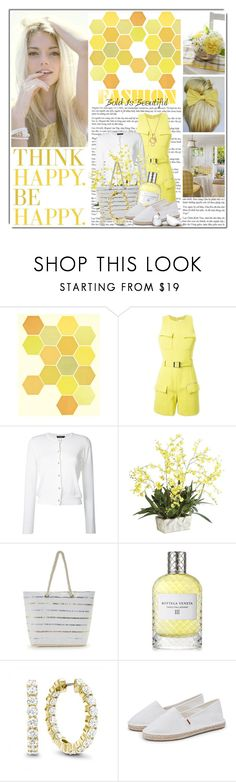 """""""Untitled #11087"""" by queenrachietemplateaddict ❤ liked on Polyvore featuring Thierry Mugler, Loveless, Ethan Allen, Bottega Veneta and Albert Malky"""
