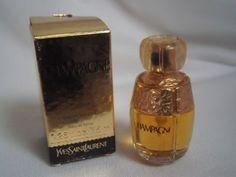 3d7cf56b5c50c YSL Yves SAINT LAURENT miniature parfum perfume Au choix Opium Y Paris  Champagne