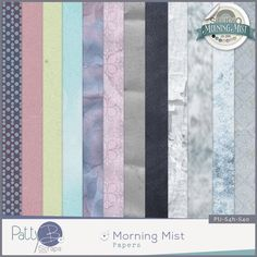 PattyB Scraps MORNING MIST papers http://www.digitalscrapbookingstudio.com/store/index.php?main_page=product_info&cPath=13_519&products_id=32980