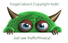 Forget about copyright trolls!