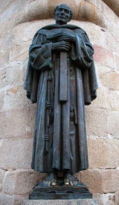 Santos, Beatos, Veneráveis e Servos de Deus: SÃO PEDRO DE ALCÂNTARA, Presbítero Franciscano. Re...