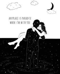 Bold And Erotic Illustrations That Depicts The Lively Side Of Love Dark Love, My Love, Gemini, Love Illustration, Couple Art, Relationship Quotes, Relationships, Love Art, Love Life