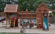 idée de décoration de l'aire de jeux enfant