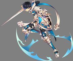 Raindancer blue