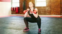 Strength training gives your muscles a workout and boosts your power output