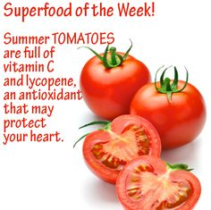 Superfood of the Week: Tomato