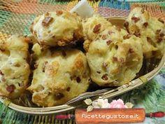 Bignè rustici | La ricetta per preparare la versione salata dei classici bignè!