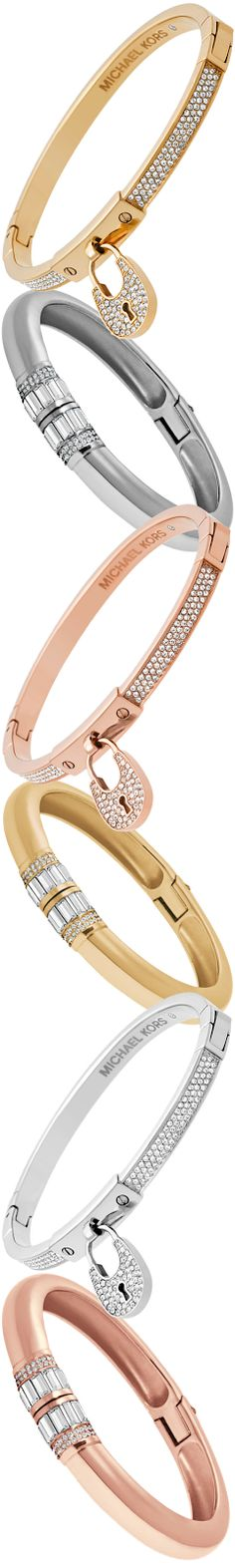 Michael Kors Assorted Bangles | LOLO      ᘡղbᘠ
