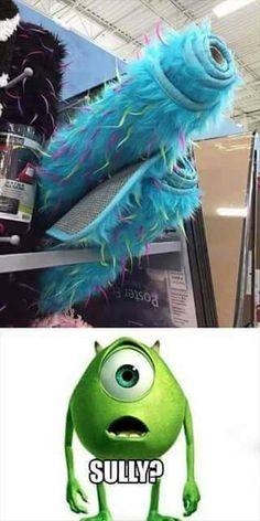 New Memes Chistosos Jaja Frases 22 Ideas Funny Photos, Funny Images, Photo Humour, Funny Jokes, Hilarious, Humor Grafico, New Memes, Monsters Inc, Sully