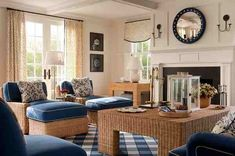 rattan-furniture-for-a-beach-inspired-living-room