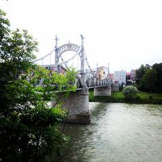 Staatsgrenze Österreich / Deutschland Tower Bridge, Nature, Travel, Germany, Voyage, Viajes, Traveling, The Great Outdoors, Trips
