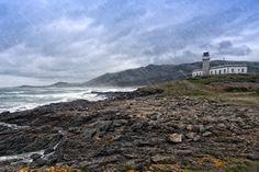Lariño Lighthouse by Juan  L., via 500px