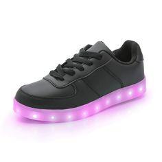 Las 22 mejores imágenes de LED   Zapatos, Zapatos con luces