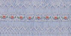 patgarretsonheirlooms.com 037 CELESTE~~ Straight yoke, bonnet & sleeve designs. Quick & easy. Embellished with rosebuds. Elegant.