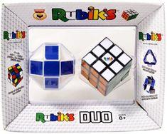 Rubik's Rubikova kocka 3x3 + skladačka Twist Cube, Snake, Retro, Toys, Activity Toys, Toy, Retro Illustration, Snakes, Mid Century