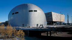 Almere Urban Entertainment Centre by Will Alsop
