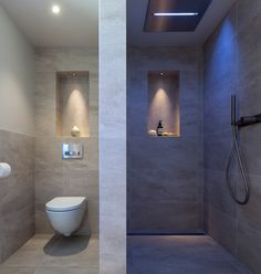 Find and save ideas about Bathroom tile designs ideas See more ideas about Shower ideas bathroom tile, Shower tile patterns and Shower designs. Modern Bathroom Design, Bathroom Interior Design, Bath Design, Bathroom Designs, Tile Design, Shower Lighting, Bathroom Lighting, Modern Shower, Wet Rooms