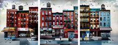 Cityscapes ll New York: Tim Jarosz