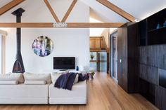 Gallery of L-House / Alexander Symes Architect - 2