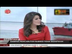 Hot Sexy Tysa Noveni Kaki Putih Mulus Di Kabar Pasar TVOne 5 Desember 20...