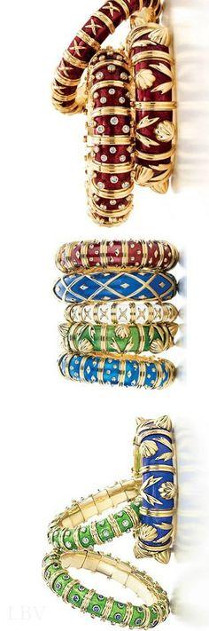 Schlumberger Bracelets | LBV ♥✤