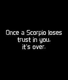 😊 No Trust 🚫 Scorpio Girl, Trust, Movie Posters, Film Poster, Billboard, Film Posters