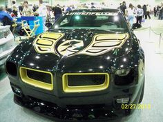 Lingenfelter takes 2010 Camaro and makes it into modern day Trans Am (at Detroit Autorama)