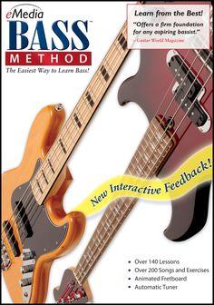 eMedia Bass Method - Windows [Download]