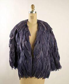 Feather Jacket,  1933
