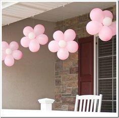 Balloon flowers!