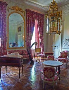 Petit Trianon Interior