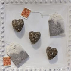 Chai Sugar Hearts, DIY SUGAR SCRUB CUBES WITH ON MELT AND POUR SOAP....this is exactly what i was looking for
